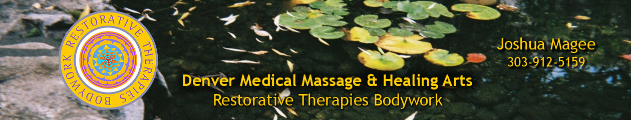 Restorative Therapies Bodywork | Joshua Magee